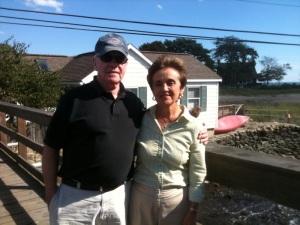 Paul Cahill & Ellen Cahill