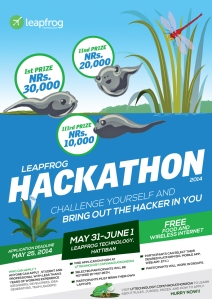 hackathon by Leapfrog Technology