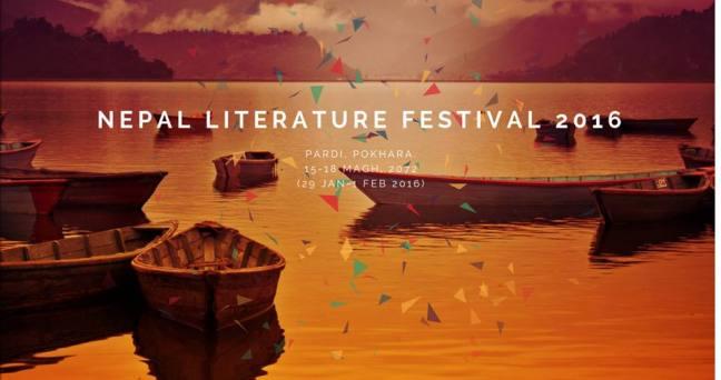 Nepal Literature Festival 2016